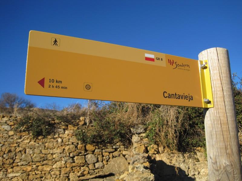 Senderos Turísticos de Aragón